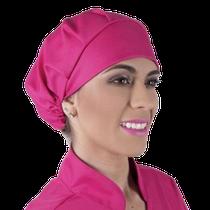 Gorro Tradicional Gabardine - Pink - FUN WORK