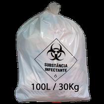 Saco para Lixo Hospitalar - 100L/30Kg - RAVA