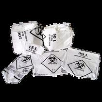 Saco p/ Lixo Hospitalar - 30L/9Kg