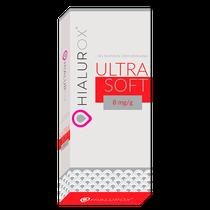 Ácido Hialurônico Reticulado Hialurox Ultra Soft 8 mg/g - HIALUROX