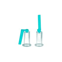 Adaptador para Agulha de Coleta Múltipla com Dispositivo de Segurança - UNIQMED