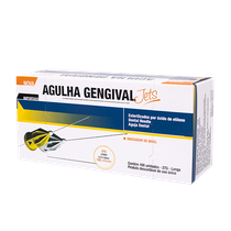 Agulha Gengival Jets - INJECTA