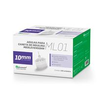 Agulha para Caneta de Insulina 10mm 29g - MEDLEVENSOHN