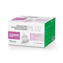 Agulha para Caneta de Insulina 12mm 29g - MEDLEVENSOHN