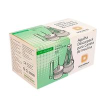 Agulha para Caneta de Insulina 4mm x 0,23mm - DESCARPACK