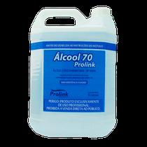 Álcool 70% Saneante - 5L