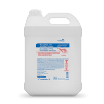 Álcool Antisséptico 70% 5L - VIC PHARMA