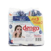 Algodão Disco 35g - Leve 3 pague 2 - DENGO