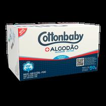 Algodão Hidrófilo Rolo 50g - COTTONBABY