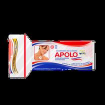 Algodão Quadrado c/ ZipLock 50g - APOLO