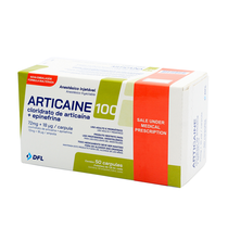 Anestésico Articaine 1:100 - NOVA DFL