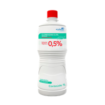 Antisséptico Gliconato de Clorexidina 0,5 Alcoólica 1L - VIC PHARMA