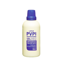 Antisséptico PVPI - Iodopovidona 100ml