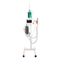 Aparelho Veterinário para Anestesia Inalatória DL740 de Pedestal com Ventilação