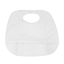 Babador Plástico Cristal Sortido - Adulto - JON
