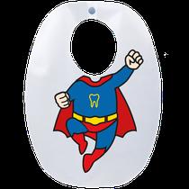 Babador Impermeável Infantil Super Herói - FUN WORK