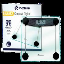 Balança Corporal Digital - INCOTERM