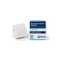 Bandagem Elástica Adesiva 5cm x 4,5m - NEVE