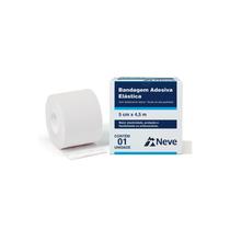 Bandagem Elástica Adesiva 7,5cm x 4,5m - NEVE