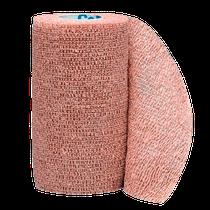 Bandagem Elástica Co Plus Autoaderente Cor Nude - 7,5cm x 4,5m - ESSITY