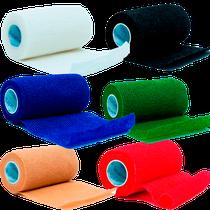 Bandagem Elástica VitalTape CohesiveBan Embalagem Plástica - FISIOVITAL