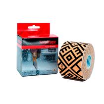 Bandagem Elástica Vital Tape Hyper Elastic Sports 5cm x 5m - Bege