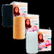 Bandagem Elástica VitalTape CohesiveBan 10cm x 4,5m Caixa - FISIOVITAL