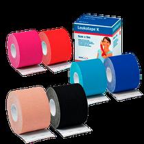 Bandagem Funcional de Tecido Elástico com Adesivo Leukotape K - ESSITY