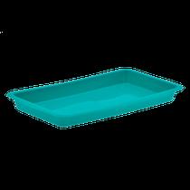 Bandeja p/ Esterilização 22,5 x 15 x 02cm
