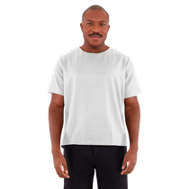 Blusa Scrub Masculino Unik Branco - FUN WORK