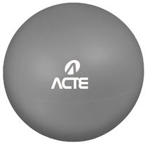Bola de Pilates Overball 25cm - Cinza - ACTE SPORTS