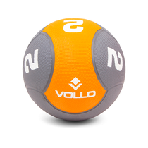 Bola para Exercício Medicine Ball 2kg - VOLLO