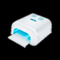 Cabine UV p/ Unhas Nails Matic Compact Branco - 14857 - MEGA BELL