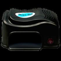 Cabine UV para Unhas Nails Matic Compact Led Preto - MEGA BELL