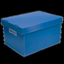 Caixa Organizadora Poli - Azul