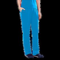 Calça Scrub Unissex Dry Fit - Azul