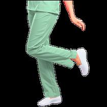 Calça Scrub Unissex Gabardine Verde - NAMASTÊ