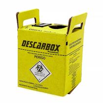 Coletor Perfurocortantes Premium 1,5L - DESCARBOX
