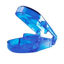 Cortador de Comprimidos Azul - INCOTERM