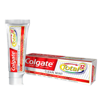 Creme Dental Colgate Total 12 - Clean Mint 90g - COLGATE