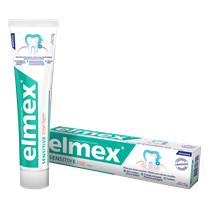 Creme Dental elmex Sensitive 110g - ELMEX