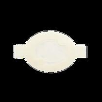 Curativo Acrílico Oval Transparente Tegaderm Absorbent 90800 7,6cm x 9,5cm - 3M