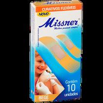 Curativo Flexível Bege - MISSNER
