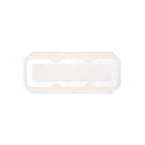 Curativo Transparente com Almofada não Aderente Tegaderm Pad 3591 9cm x 25cm - 3M