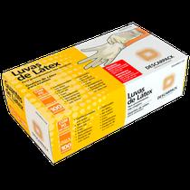 Luva Látex para Procedimento com Pó - DESCARPACK