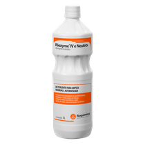 Detergente Enzimático Riozyme IV-E Neutro 1L - RIOQUÍMICA