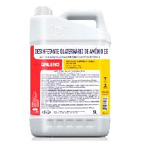 Desinfetante Quaternário de Quinta Geração - 5L - START QUÍMICA
