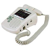 Detector Fetal de Mesa Digital LCD Colorido com Bateria Recarregável FD300C Bivolt - MD