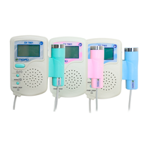 Detector Fetal Portátil DF 7001 D Verde - MEDPEJ