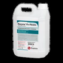 Detergente Enzimático Riozyme IV e Neutro 5L